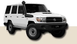 Toyota Landcruiser 76 series