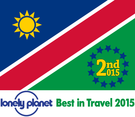 Namibia travel destination 2015