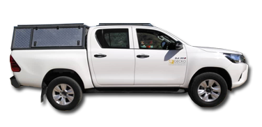 Toyota Double Cab Car hire